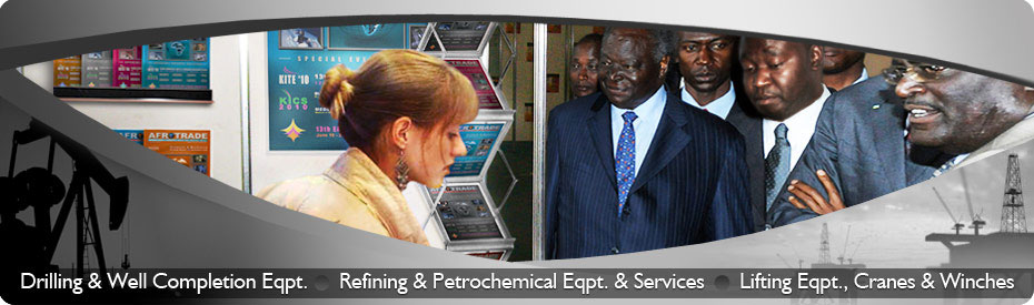 Africa's Oil & Gas Directory Exhibitions Importers Suppliers