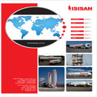 ISISAN is a core member of a group who employs, approx 2000 people and active in pipe manufacturing, furniture, machine made carpets, flour mill and animal feed production.