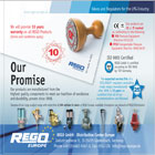 REGO GmbH is the Rego Distribution Center located in Central Germany.