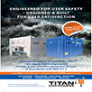 TITAN Containers is one of the largest privately owned companies supplying containers for a multitude of applications.